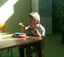 Galeria - Zachęcamy do obejrzenia fotorelacji z rehabilitacji Naszego Małego Dzielnego Pacjenta Patryka