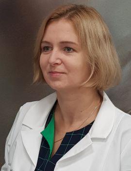 Specjalista reumatologii, specjalista chorób wewnętrznych lek. med. Anna Tomkiewicz