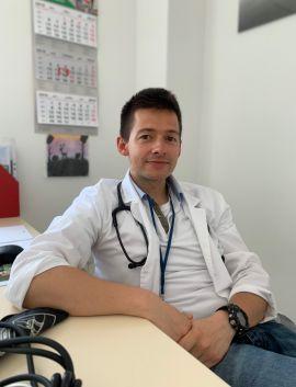 specjalista chirurgii ogólnej lek. med. Krzysztof Barski