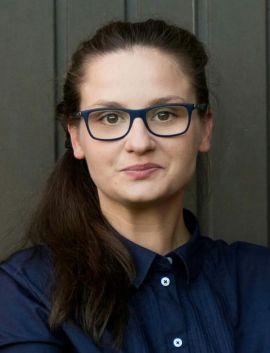 Fizjoterapeuta  Marta Dąbrowska