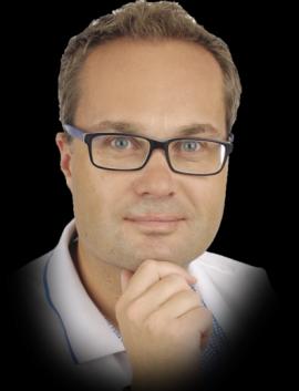 specjalista chirurgii naczyniowej dr n. med. Piotr Lesiuk