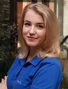 Fizjoterapeuta dorosłych mgr Monika  Miros