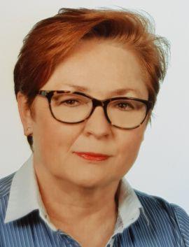 specjalista neurologii dziecięcej, pediatra lek. med. Mirosława Gołębiewska