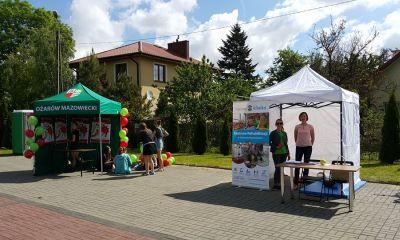 Nasza Klinika na Dniach Dziecka w Ożarowie Mazowieckim