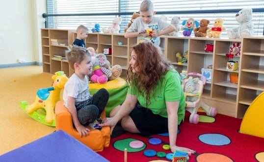 Rehabilitacja dla dzieci