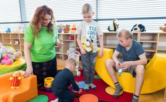Pakiety i pobyty rehabilitacyjne dla dzieci